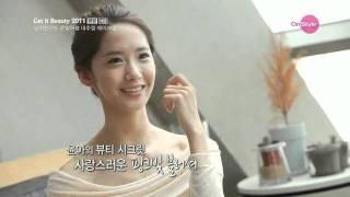 getlinkyoutube.com-(Oct 5, 2011) OnStyle, Get It Beauty - SNSD Yoona Cut