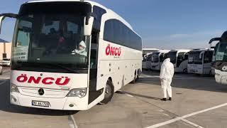 Yurt dışından gelen Türk vatandaşlarımız Niğde ve Nevşehir'de karantinada