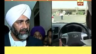 Manpreet Badal on ABP SANJHA after viral video