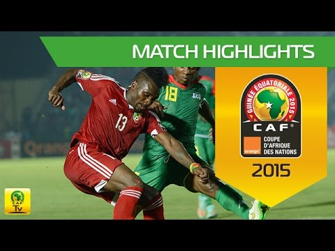Congo vs Burkina Faso AFCON 2015