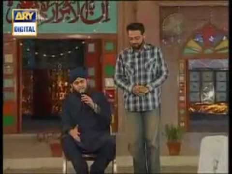 URDU NAAT (balagal ula bikamalhi)BY AHMAD RAZA QADRI WITH AMIR LIAQUAT