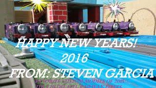 getlinkyoutube.com-Thomas & Friends Happy New Years 2016!