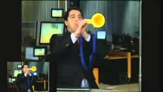 getlinkyoutube.com-YTPMV BR - The Legend of Vuvuzela : Evaristo's Mask