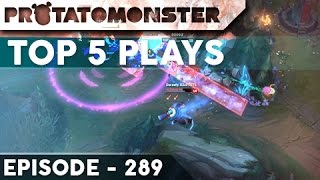 Top 5 Plays Week#289