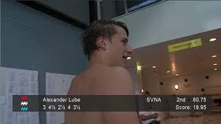 Men & Women Platform Open - Senet Diving Cup 2018