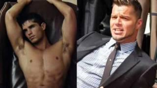 getlinkyoutube.com-Ricky Martin and  Eduardo Verastegui love gay