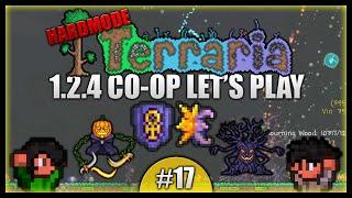 getlinkyoutube.com-Top Tier Accessories! Pumpkin Moon Battles! || Terraria Co-Op Survival [Episode 17]