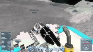 Space engineers Planet survival new series (episode 9) Fooling around