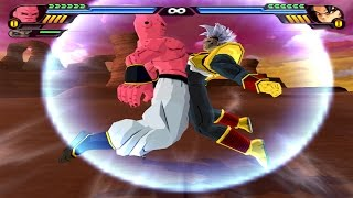 getlinkyoutube.com-Super Buu and Baby Vegeta Fusion | Revival of Buu * The Great Buuby | DBZ Tenkaichi 3 (MOD)