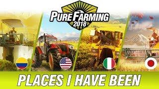 Pure Farming 2018 - Gamescom 2017 Trailer