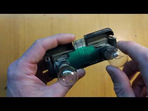 LED  в фонари заднего хода ВАЗ 2112. Доработка проводки.