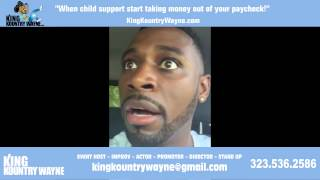 getlinkyoutube.com-When child support start taking money out of your paycheck
