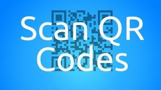 getlinkyoutube.com-How to Scan QR Codes - iPhone, iPod Touch, iPad