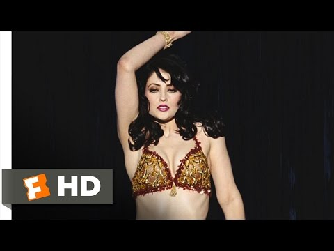 Belly Dancer Diplomacy Scene - Charlie Wilson's War Movie (2007) - HD