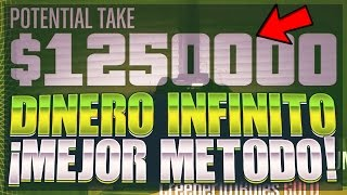 "getlinkyoutube.com-GTA 5 ONLINE ""TRUCO DINERO INFINITO SIN ESPERAS"" 1.36/1.27 METODO DINERO INFINITO GTA 5 ONLINE 1.36"