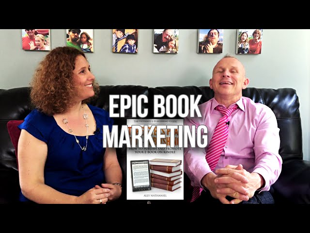GQ 227: Epic Book Marketing With Ally Nathaniel