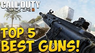 """getlinkyoutube.com-BO3 """"TOP 5 BEST GUNS IN BLACK OPS 3"""" MULTIPLAYER! """"Black Ops 3 Top 5 List"""" (BO3 Beta Gameplay)"""