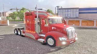 getlinkyoutube.com-Kenworth T660 ETS2 (Euro Truck Simulator 2)