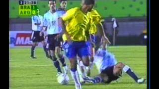 getlinkyoutube.com-2004 (June 2) Brazil 3-Argentina 1 (World Cup Qualifier).avi