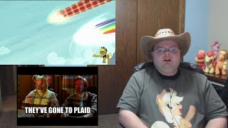 [Blind Reaction] MLP:FiM - S05E22 - What About Discord
