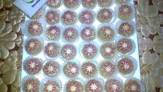 getlinkyoutube.com-حلوى اللوز على شكل نوارة  | شهيوات douda