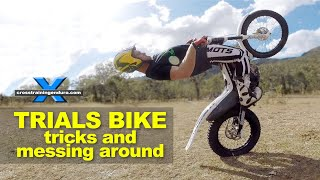 getlinkyoutube.com-TRIALS TRICKS & STUNTS: Western Districts Trials Club