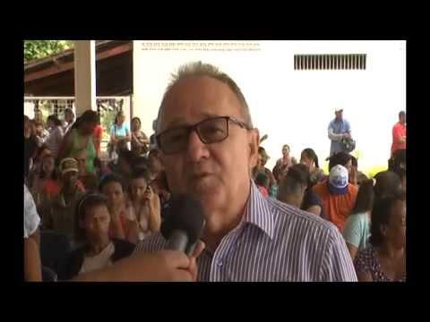 Famílias assinam contratos das Casas Populares em Pirapora