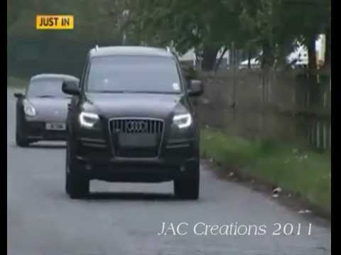 David Moyes Goes To Carrington Manchester United's Training Ground 20/5/13