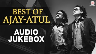 getlinkyoutube.com-Best Of Ajay - Atul - Hit Marathi Songs Audio Jukebox - Zingaat, Bring It On & Many More