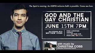 getlinkyoutube.com-An Evening with Matthew Vines: God & The Gay Christian