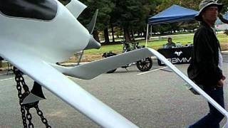 "getlinkyoutube.com-Synergy Double Box Tail Aircraft (RC - Experimental).  NASA Google ""Green Flight Challenge 2011"" -2"
