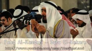 getlinkyoutube.com-Fahd Al-Kanderi - Sura/Chapter 2. El-Bekare (Krava)