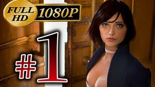 Bioshock Infinite Walkthrough Part 1 [1080p HD] - First 90 Minutes! - No Commentary