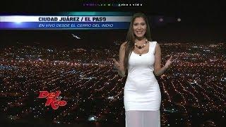 getlinkyoutube.com-Diana Alvarado 27 de Enero 2014 HD 1080p Chica del Clima Canal 44 Cd  Juárez