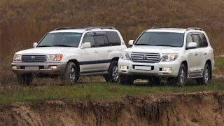 2005 VS 2015 Toyota Landcruiser Comparison How much changed in 10 years ?(WARNING: Sarcasm alert!)