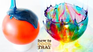 getlinkyoutube.com-How to Make Pretty Balloon SUGAR Bowls