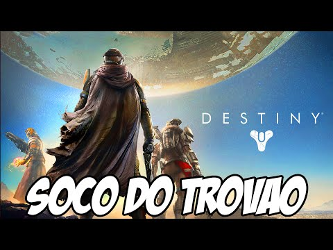 Destiny BETA - SUPER SOCO DO TROVÃO e as naves do IMPÉRIO