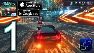 getlinkyoutube.com-NEED FOR SPEED No Limits Android iOS Walkthrough - Gameplay Part 1 - Chapter 1: Genesis (English)