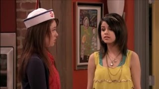getlinkyoutube.com-Wizards of Waverly Place Funniest Moments Season 3