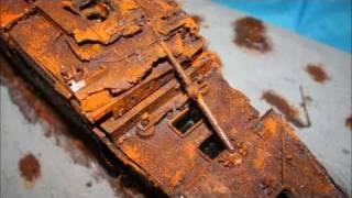 getlinkyoutube.com-R.M.S. 'TITANIC' Wreck Model Update