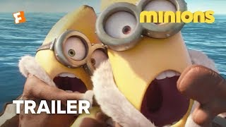 getlinkyoutube.com-Minions Official Trailer #3 (2015) - Despicable Me Prequel HD