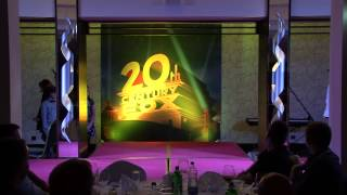 getlinkyoutube.com-20th Century Fox Belgrade Conference 2013 - Opening show