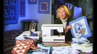 """Лоскутное шитье. Шьем панно из лоскутков в технике """"крейзи"""". Мастер класс"""