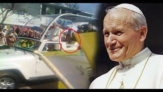 getlinkyoutube.com-Czy duch Jana Pawła II podróżuje z Papieżem Franciszkiem po Meksyku ?