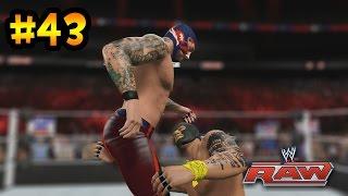 getlinkyoutube.com-WWE 2K15 - El aspirante Numero 1 al Titulo de la WWE  y los retos de Triple H