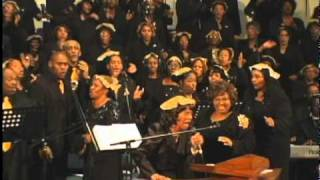 "getlinkyoutube.com-Greater Refuge Temple Church - ""Over There"" - new"