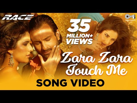 Race (Katrina Kaif)  Zara Zara Touch Me (Full Song) Official - HQ