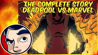 Deadpool Kills the Marvel Universe - Complete Story