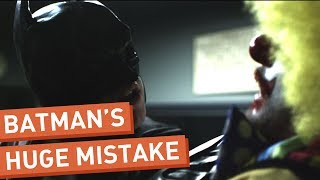 Batman Interrogation width=