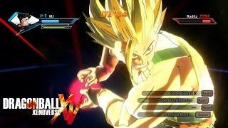getlinkyoutube.com-Dragon Ball Xenoverse(PC): ULTIMATE ATTACKS MOD [60fps]